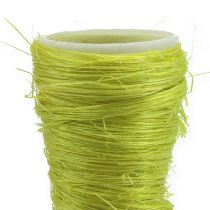 Borsa in sisal verde chiaro Ø4,5cm L60cm 5 pezzi