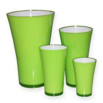 """Vaso in plastica """"Fizzy"""" verde mela, 1pce"""