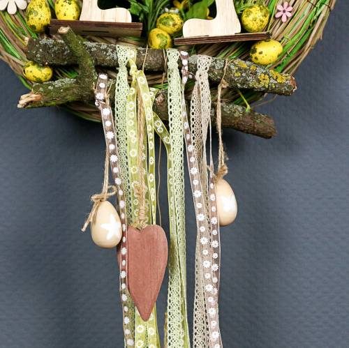 Uova di quaglia rosa 3,5-4cm uova soffiate decorazione pasquale 50pz
