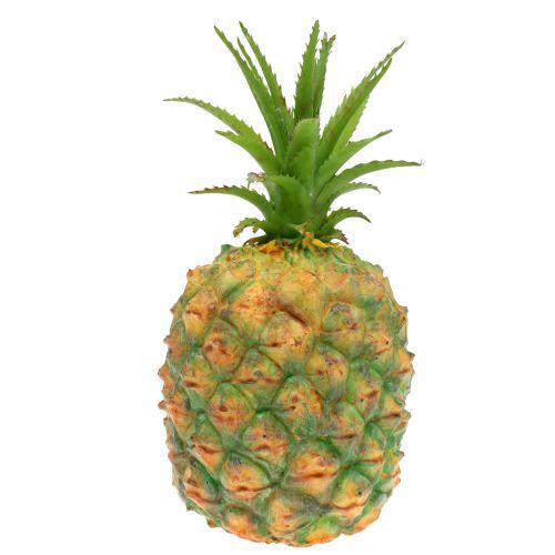 Mini ananas artificialmente 20 cm