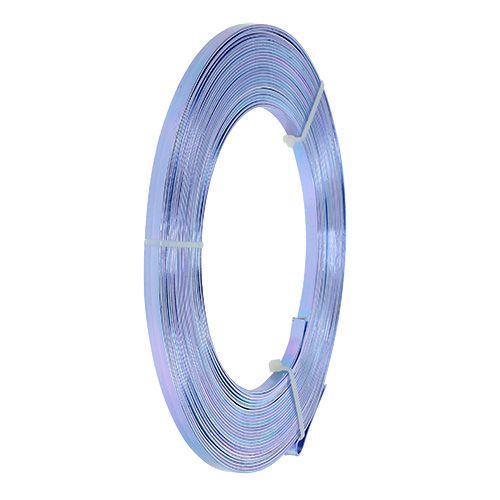 Filo piatto di alluminio lilla 5mm 10m