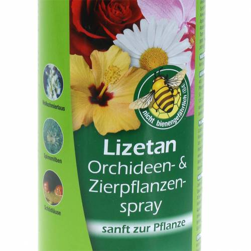 Spray per orchidee e piante ornamentali Lizetan 400ml