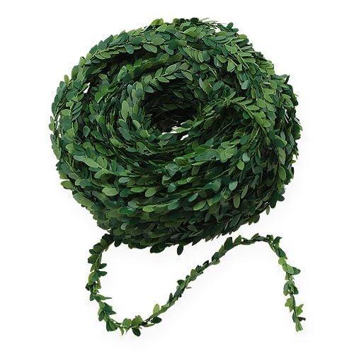 Prenota ghirlanda verde 15m