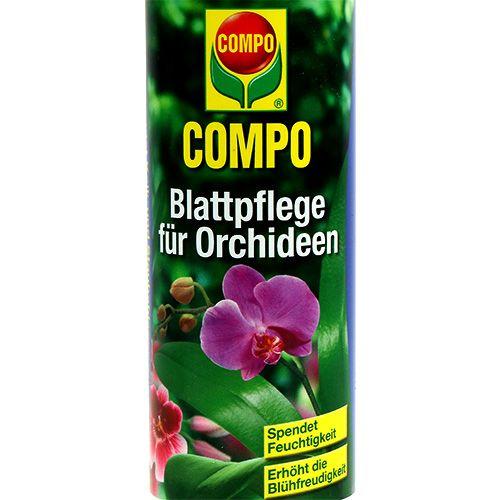 Cura delle foglie COMPO per orchidee 250ml