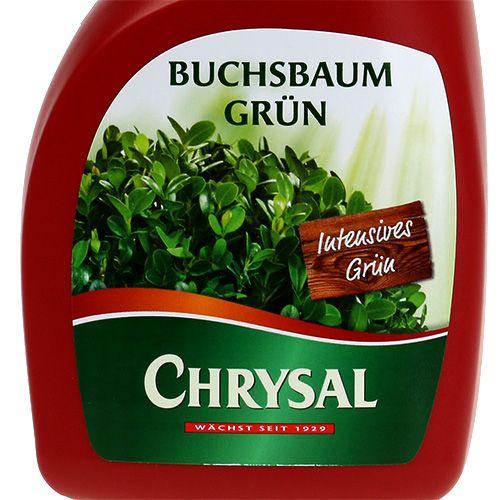 Fertilizzante fogliare Chrysal verde bosso 500ml