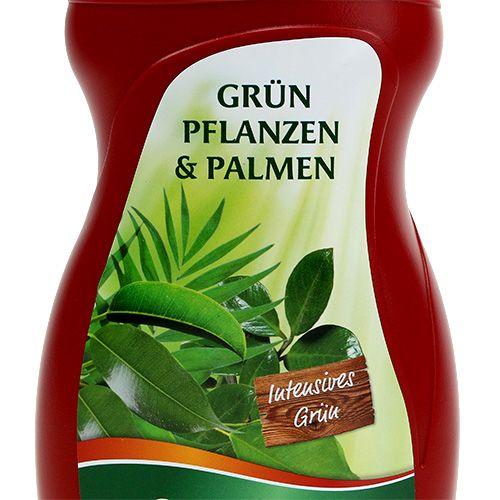 Chrysal piante verdi e palme 500 ml