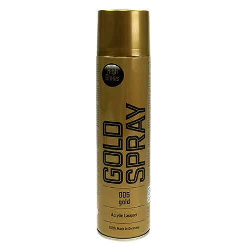 vernice spray Gold 400ml