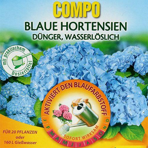 Compo Algoflash Hydrangea Fertilizer 800g