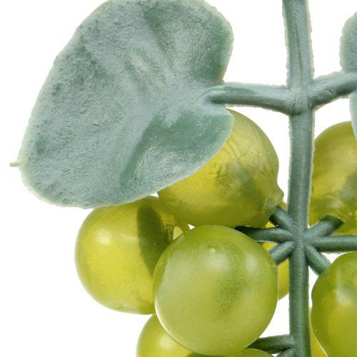 Deco-uva piccola verde 10 cm