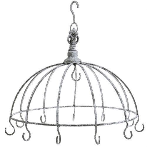 Corona decorativa da appendere Ø33,5cm H31,5cm