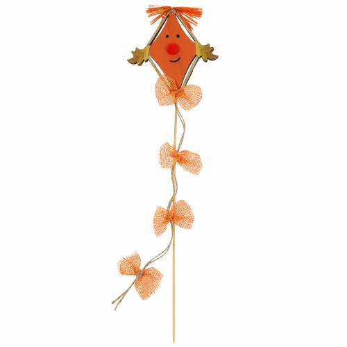 Spina Deco drago 39,5 cm 6 pezzi