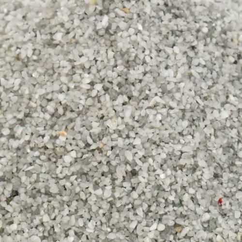 Colore sabbia 0,1-0,5 mm grigio 2 kg
