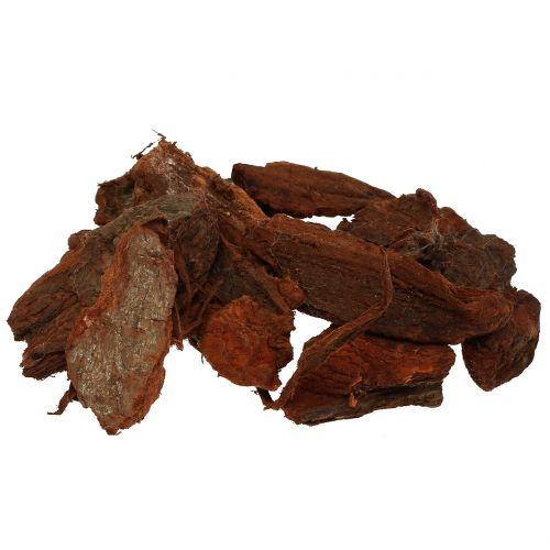 Pacciamatura di corteccia Frux decor pine extra grossolana 55-95mm 60l