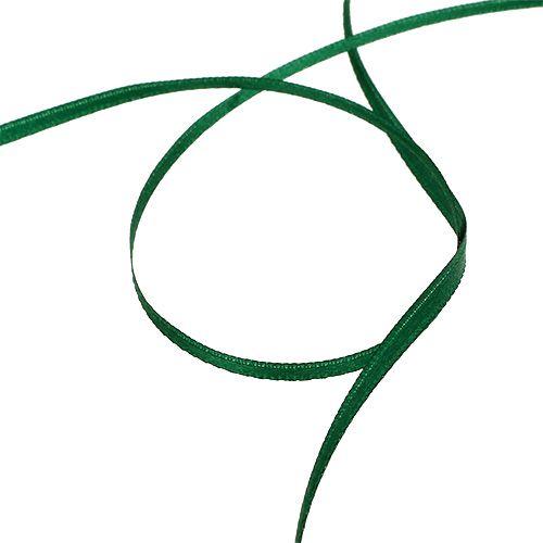 Nastro regalo e decorazione 3mm x 50m verde scuro