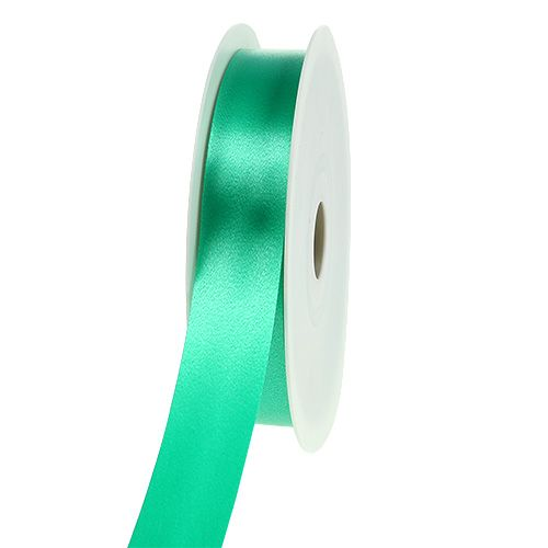 Nastro regalo Curling Ribbon verde 25mm 100m