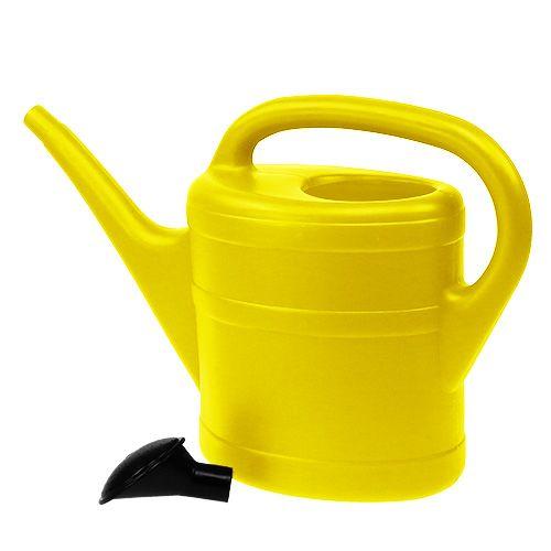 Annaffiatoio 5l giallo