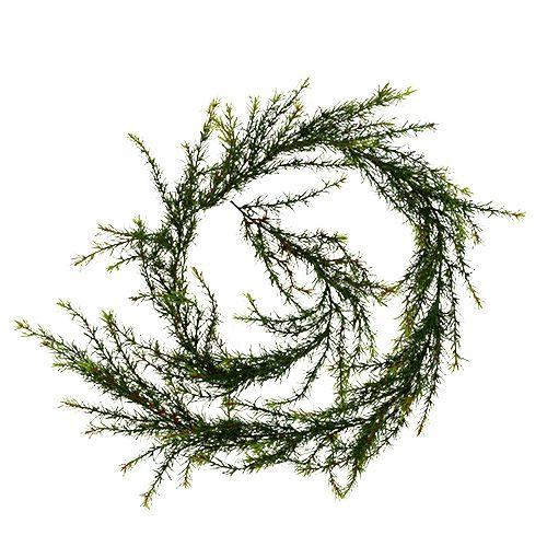 Ghirlanda Larice Verde L 200cm
