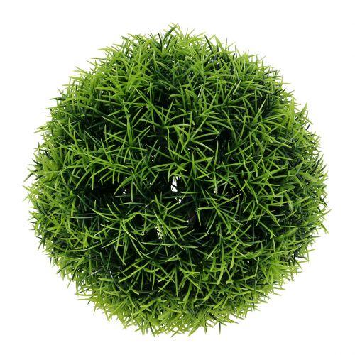 Palla d'erba verde Ø20cm 1p