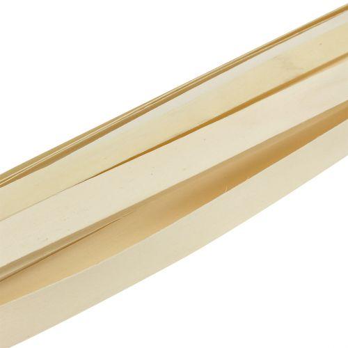 Striscia di legno natura 95 cm - 100 cm 50 pezzi
