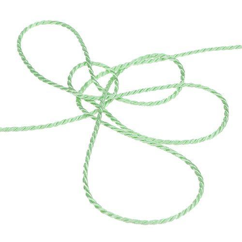 Cavo verde chiaro 2mm 50m