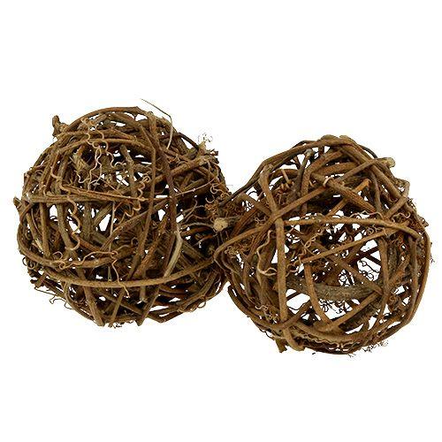 Palla di vite Ø10cm 10 pezzi