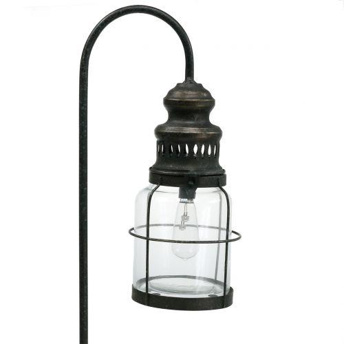 Lanterna sul bastone H108cm
