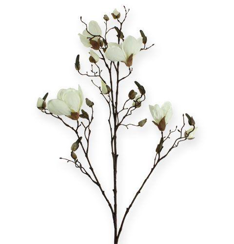 Ramo di magnolia bianco 110 cm