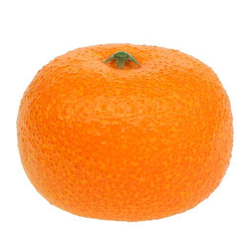 Mandarino Ø7cm arancione