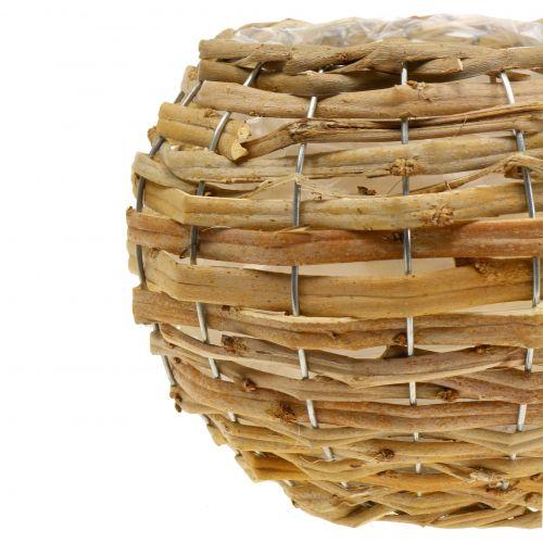 Palla da basket per piantare marrone chiaro Ø21cm