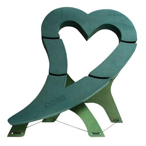 OASIS® Bioline® Deco e Titan Heart 80x60x5,5 cm