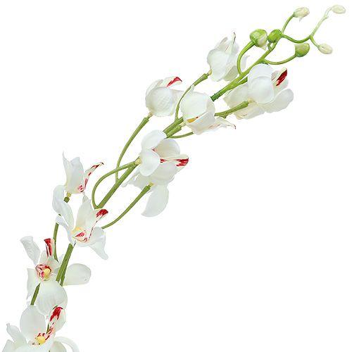 Orchidea Mokara Bianco 92cm 3 pezzi