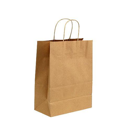 Shopper in carta 23x12x30cm 50p
