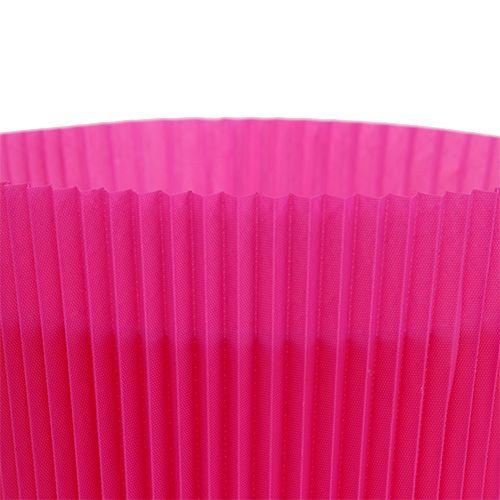 Polsini plissettati Cerise 8,5cm 100pz