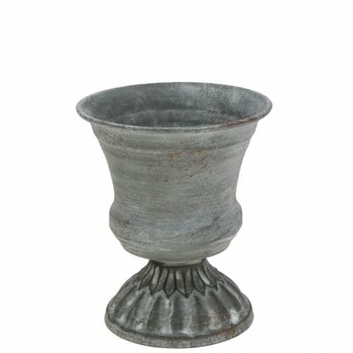 Coppa Calice Grigio Antico Ø7,5cm H9cm