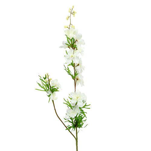 Delphinium artificiale bianco 95 cm