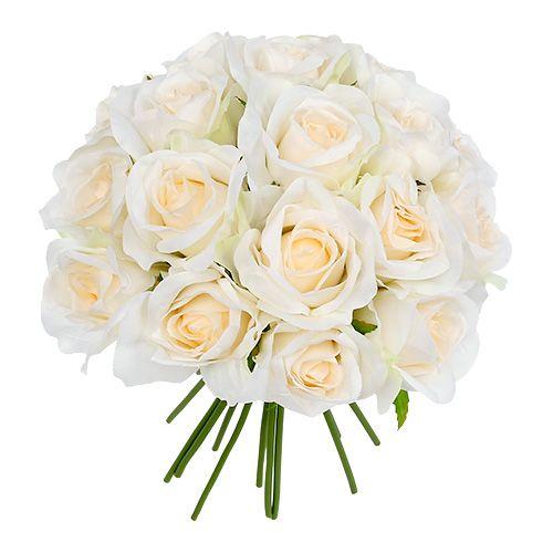 Rosebouquet Bianco Ø26cm