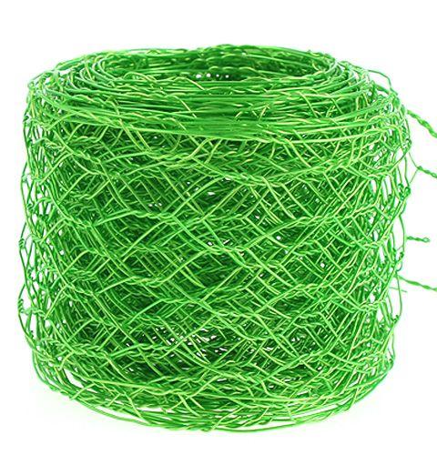 Prugna esagonale verde mela 50mm 5m