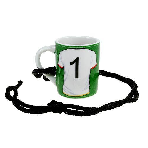 Coppa mini Germania n. 1 Ø4cm H5cm