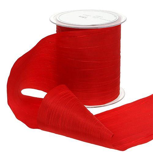 Cerniera da tavolo crash rosso 100mm 15m