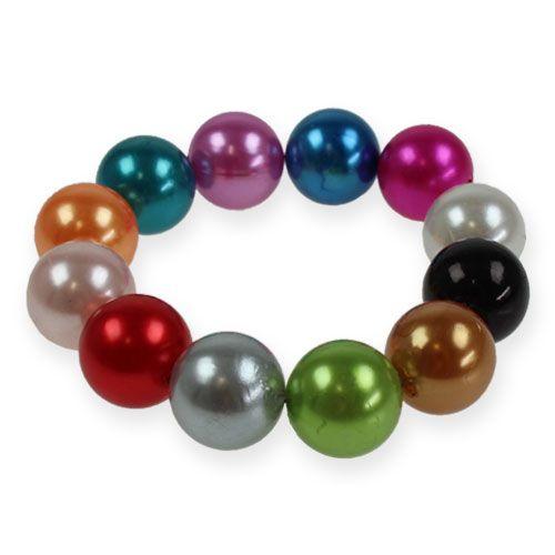 Perline decorative Ø2cm 12 pezzi