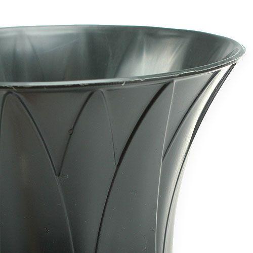 Vaso grave 37cm 5 pezzi