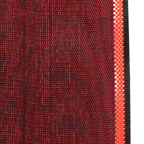 Nastro per ghirlande Bordeaux 7,5 cm 25 m