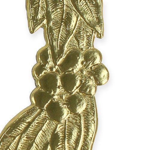 Numeri anniversario 24cm oro