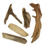 Legno decorativo e radice marrone 1kg
